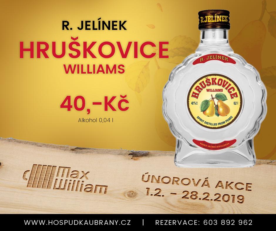 R. Jelínek Hruškovice - akce